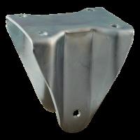 Fixed castor 150mm series 28 - 19