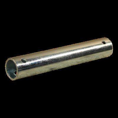 Asbus neuswiel Ø20mm 115mm verzinkt