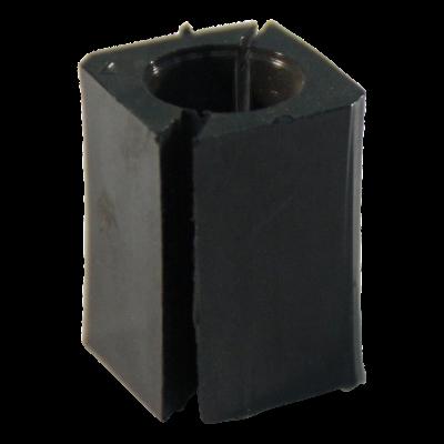 Spreidhuls, vierkant 37-37 kunststof