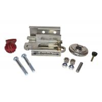 Benlock A10 drawbar lock incl. safety ball SCM 2x horizontal M12